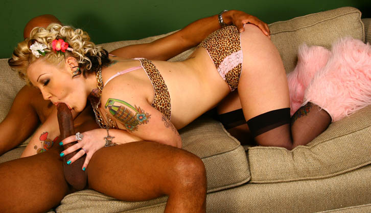Candy Monroe - Interracial Cuckold Queen! - Elmer and Broc